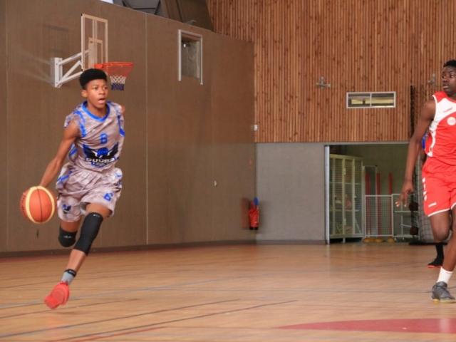 Villemomble sport vs Bagnolet U15