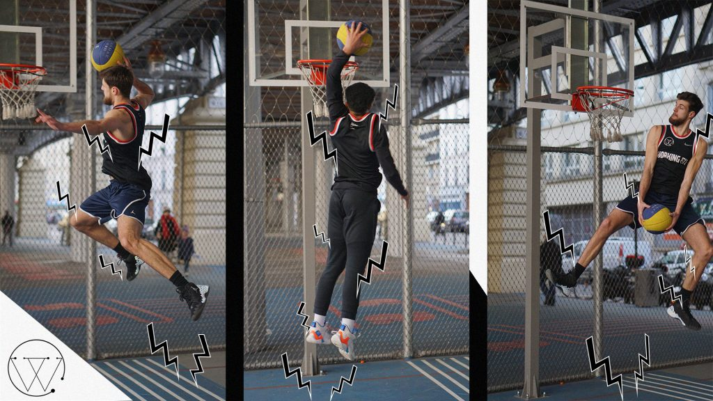 working fit villemomble sport basket